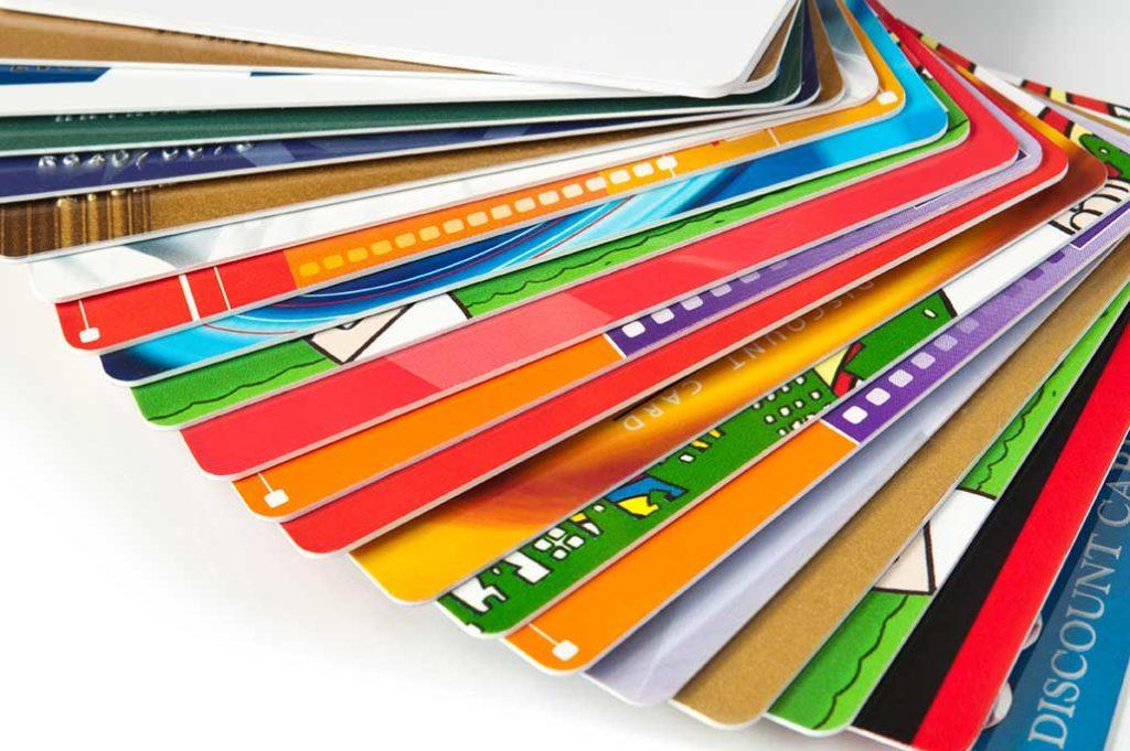 Nadruk na kartach RFID