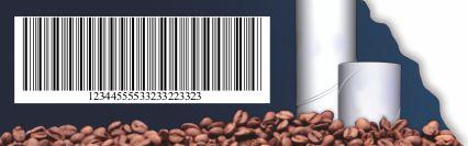 Personalizacja dowolnymi danymi w kodach Codabar.