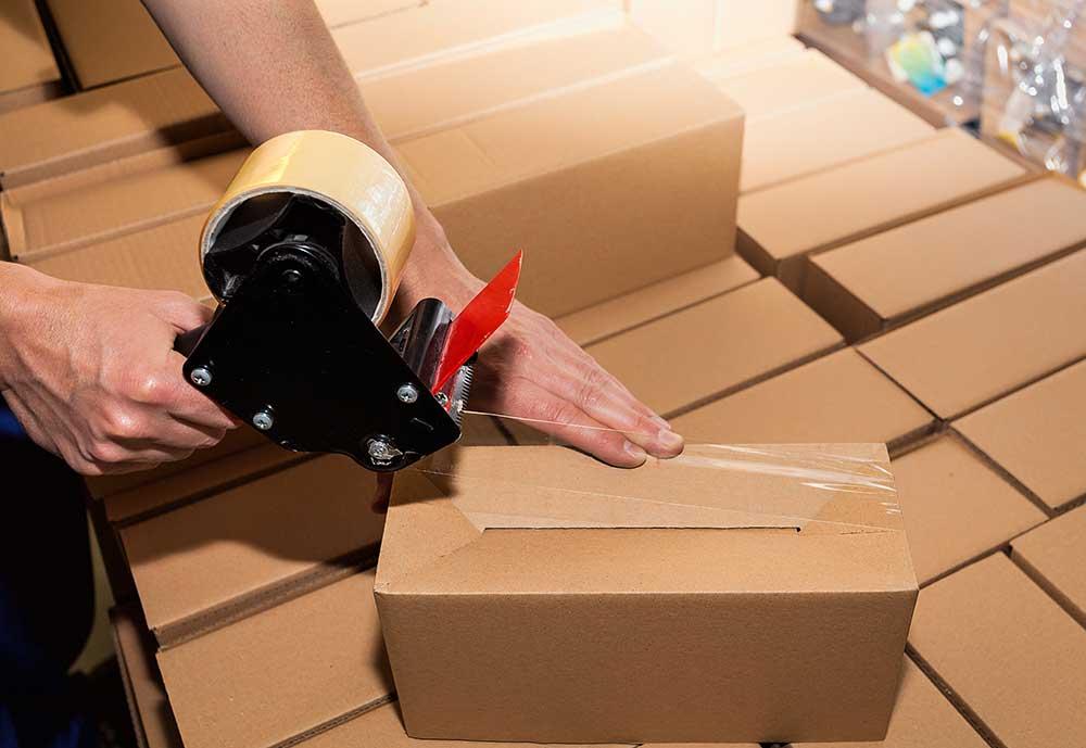 Pakowanie konfekcjonowanie kompletowanie zamówień galia reklama poligrafia