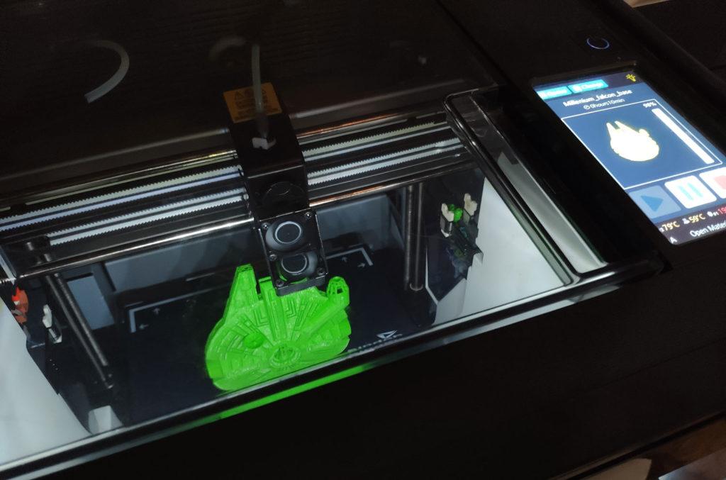 Wysoka jakość wydruków. Piaseczno Drukarnia 3D