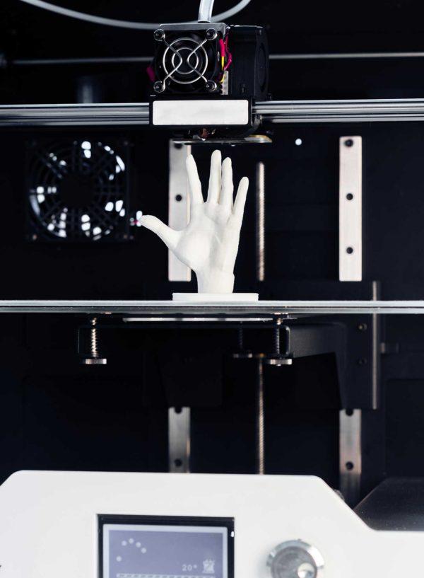 Projektowanie 3D Druk części