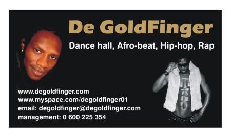 De goldfinger