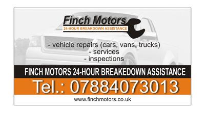 Finch Motors