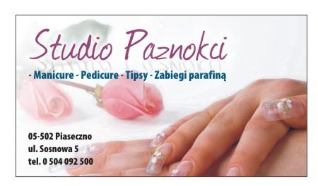 Studio paznokci piaseczno