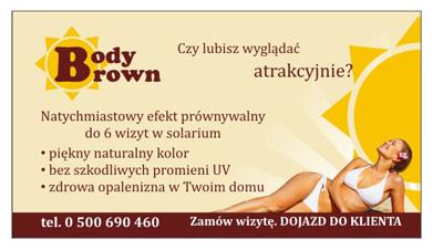 bodybrown