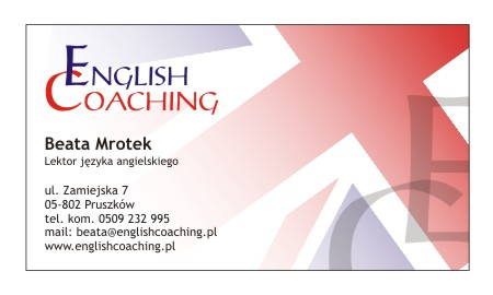 english coaching mrotek