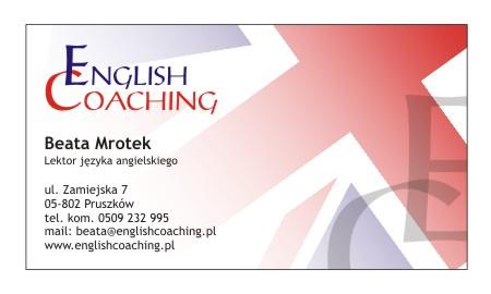 english coaching mrotek