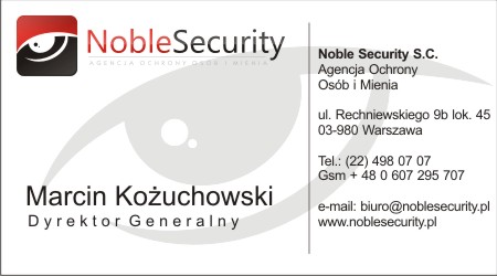 noble security